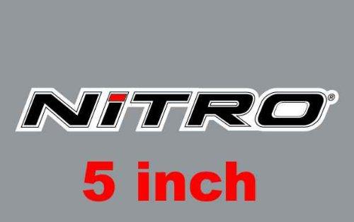 Amazoncom  Nitro Bass Boat Decal Sticker Graphics Fishing Boat - Nitro bass boat decals