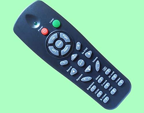 Calvas NEW projector remote control for OPTOMA EW610ST EW628 by Calvas (Image #1)