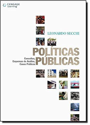 Políticas Pública. Conceito, Esquemas De Análise, Casos Práticos