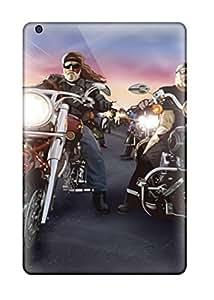 New Premium ZippyDoritEduard Bikers Skin Case Cover Excellent Fitted For Ipad Mini/mini 2