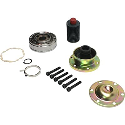 Driveshaft CV Joint compatible with Grand Cherokee 99-04 / Liberty 02-07 Propeller Shaft Front Rearward 4WD: Automotive