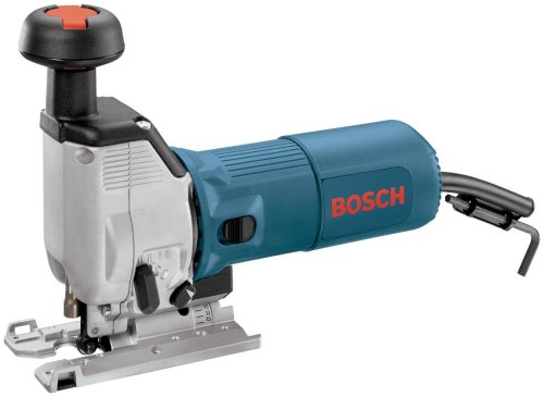 Bosch 1584AVSK Barrel Grip Jig Saw with Case