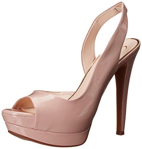 Jessica Simpson Dames Sabella Dorsay Pump Nude Blush