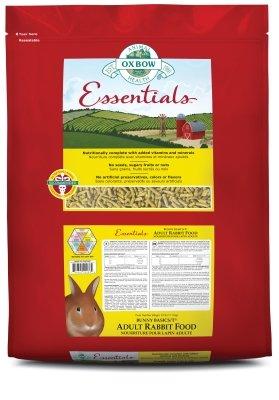 Oxbow Animal Health Essentials - Adult Rabbit (Bunny Basics/T), 25 lb