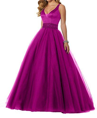 Abendkleider Langes Schwarz Damen Promkleider Abiballkleider Partykleider A Charmant Abschlussballkleider linie Prinzess wXS55vq