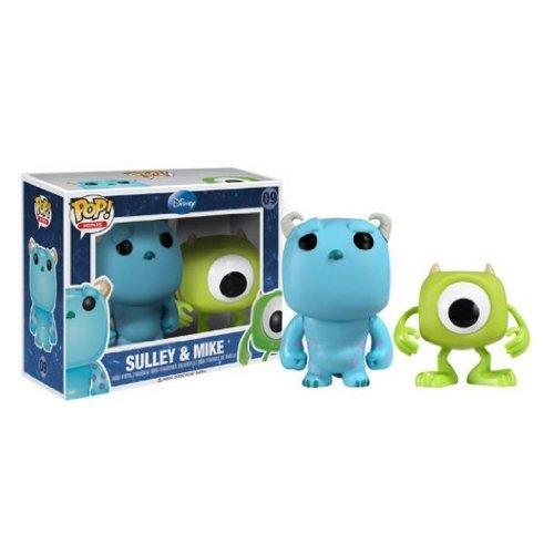 Funko Pop! Minis Disney Monsters, Inc. Mike & Sulley Vinyl -