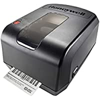 Honeywell PC42t Direct Thermal/Thermal Transfer Printer - Monochrome - Desktop - Label Print - 4.10 Print Width - 4 in/s Mono - 203 dpi - 64 MB - USB - Serial - Ethernet - (Certified Refurbished)