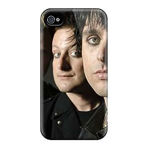 AlainTanielian Iphone 4/4s Bumper Hard Phone Case Customized HD Rise Against Pattern [WkH13480YgIW]