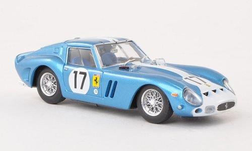 Ferrari 250 GTO, No.17, scuderia N.A.R.T., 24h Le Mans, 1962, Model Car, Ready-made, Brumm 1:43