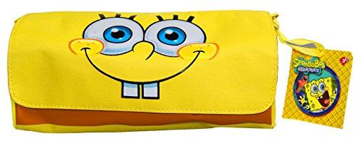 Spongebob Squarepants Filled Pencil Case, Perfect For School!