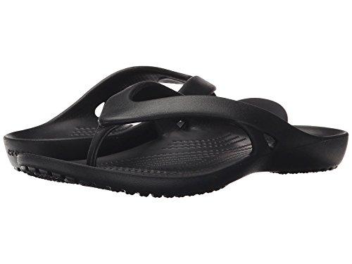 Crocs Dames Kadee Ii Flip-flop Zwart / Zwart
