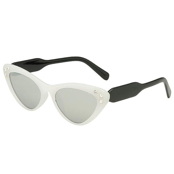 Mujer Gfas De Sol Gafas Gato Ojos Polarized Cebbay Retro ...