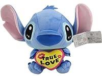 Medium True Love Lilo and Stitch Stuffed Plush Toy