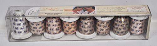 Robison Anton Skin Tones 1 Rayon Embroidery Thread Set 8ct