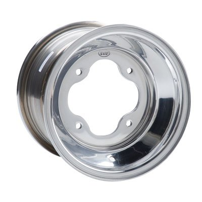 4/85 ITP .190 A-6 Pro Series Wheel 8x7 3.0 + 4.0 Polished for Honda TRX 90X 2009