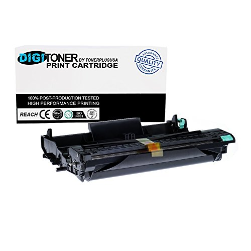 Mfc Units (DigiToner New Compatible Brother DR420 Drum Unit for Brother HL2130, HL2132, HL2220, HL2230, HL2240, HL 2240 HL2240D, HL2240DW (1 Pack))