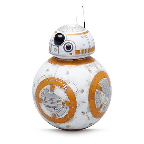 Sphero Battle-Worn Bb-8 Droid with Force Band & Collector's Edition Black Tin by Star Wars by Sphero (Image #2)