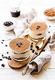 Set of 10 Cake Ring Mold Stainless Steel Dessert
