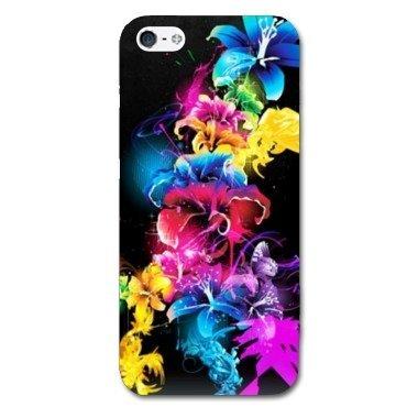 Case Iphone 5 / 5s Flowers - - etincelante -