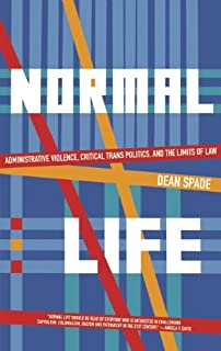 Amazoncom Normal Life Administrative Violence Critical Trans