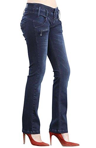 Straight Freeman Jeans Porter T Donna tq4wO8q