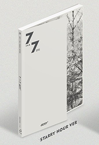 CD : GOT7 - 7 for 7 Present Ed. [Starry Hour version]
