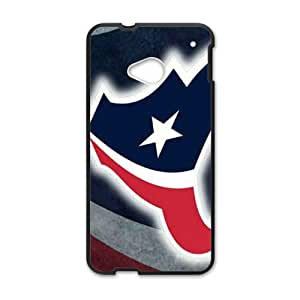 Happy Houston Texans Fahionable And Popular Back Case Cover For HTC One M7