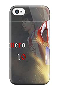 High-quality Durable Protection Case For Iphone 4/4s(sergio Aguero)