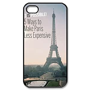Eiffel Tower iPhone 4,4S,4G case cover, personalized case for iPhone 4,4S,4G Eiffel Tower, personalized Eiffel Tower phone case