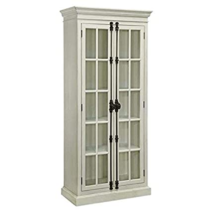 Amazon.com: Coaster 910187 CO Company Of America Brookhaven Curio Cabinet, Curio  Cabinet: Kitchen U0026 Dining