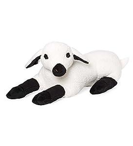 Amazon.com: Super Soft Lamb Body Pillow Bedtime Cuddly Plush Toy Animal 3 L: Home & Kitchen