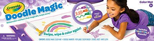 Crayola Doodle Magic Color Purple