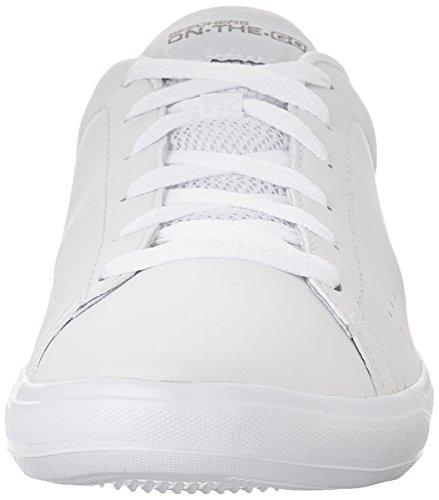 Skechers Performance Womens Go Vulc 2 Walking Shoe Weiß