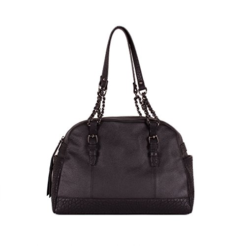 olivia-joy-liv-women-handbag-khrom-leather-dome-top-handle-satchel-bag-black