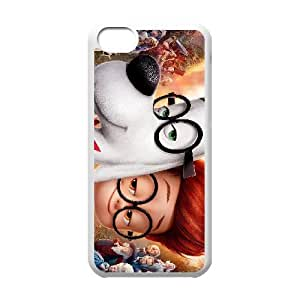 Mr Peabody And Sherman Normal iPhone 5c Cell Phone Case White Cell Phone Case Cover EEECBCAAK03634