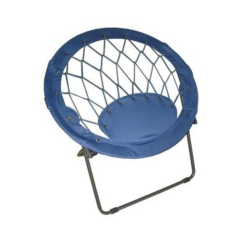 ZENITHEN LIMITED Zenithen IC504S-BUN3-TV1 Bungee Chair, Blue by ZENITHEN LIMITED