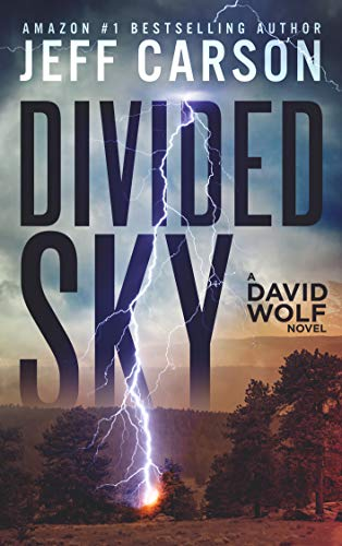 Divided Sky (David Wolf Book 13) by [Carson, Jeff]