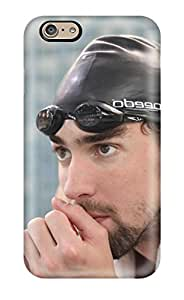 Brenda Baldwin Burton's Shop Hot 5777033K40110671 Protective Case For Iphone 6(michael Phelps Poster)