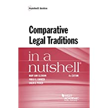 Comparative Legal Traditions in a Nutshell