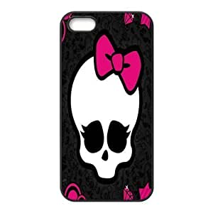 Cute Girly Skull Protective Rubber Cell Phone Cover Case for iphone 6 /,iphone 6 Cases
