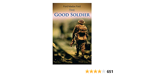 The Good Soldier: Historical Romance Novel: Amazon.es: Ford ...