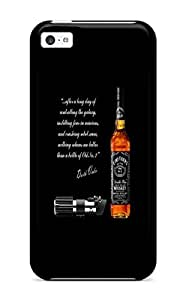 Hot PDqAYgG2444VMOpi Star Wars Black Alcohol Darth Vader Whiskey Tpu Case Cover Compatible With Iphone 5c