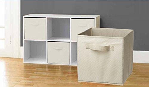 Perfect Sorbus Foldable Storage Cube Basket Bin