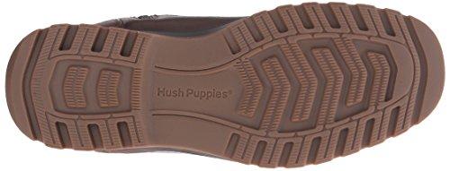Hush Puppies Gunner Abbott Boot Brown