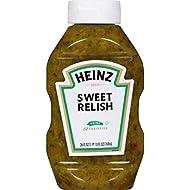 Heinz Sweet Relish, 2 - 26 fl oz Bottles
