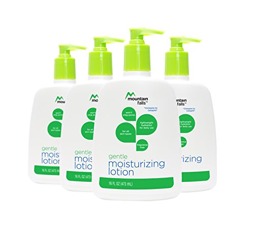 Mountain Falls Gentle Moisturizing Lotion for All Skin Types