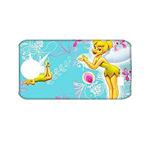 Design With Tinker Bell For Samsung Galaxy S4 Creativity Phone Case Choose Design 1-2