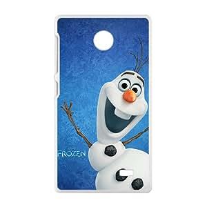 JIANADA Frozen good quality fashion Cell Phone Case for Nokia Lumia X