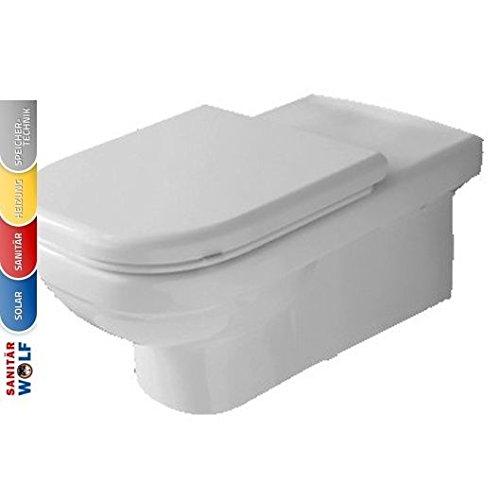 Keramag Allia Paris Wall Hung WC Toilet Seat White Seniorengerecht ...