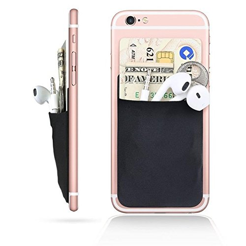 the latest dacf1 bd42d Amazon.com: Nomadic Lifestyle gh1 Adhesive Phone Wallet and Credit ...